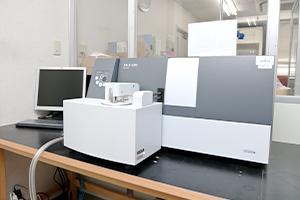 レーザー回折式粒度分布測定装置